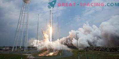 Във вторник стартира ракета за товари до космическата станция