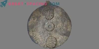 Как изглежда древната морска астролабия?