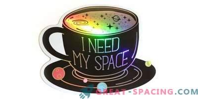Колко струва една чаша космическо кафе?