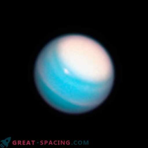 Хъбъл демонстрира динамичната атмосфера на Уран и Нептун