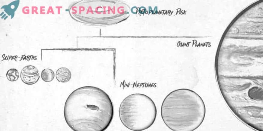 Нов клон в развитието на екзопланети