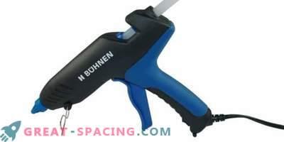 Устройства за ръчно лепене BUHNEN в фирмен каталог на MasterClay