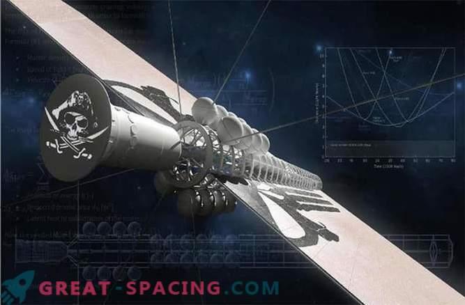 Междузвезден кораб
