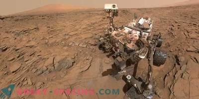 Марс удари! Загадъчна катастрофа в NASA rover
