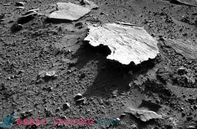 """Mars rover Любопитството открива """"Австралия"""" на Марс"""