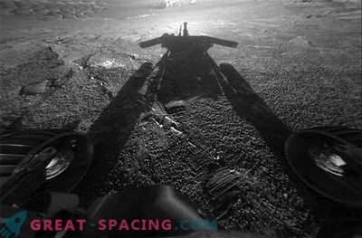 Видео Разходка с възможност - епичен марсиански терен за маратон