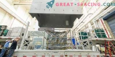 Космическият лазер на НАСА е изминал 2000 мили