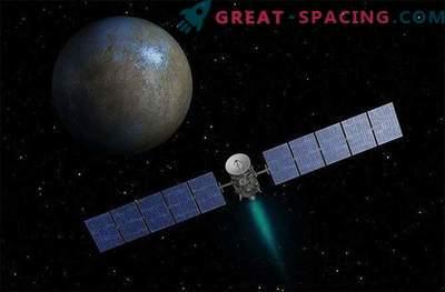 Космическият кораб на НАСА е готов да отвори мистични Церери