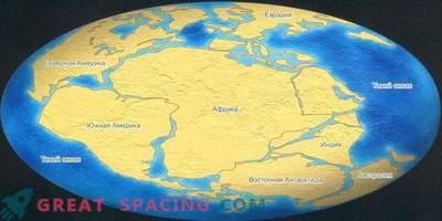 Както Алфред Вегенер защитава теорията на континенталния дрейф