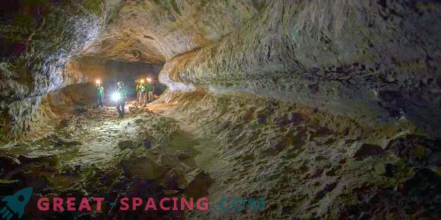 Марсианските колонисти ще могат да живеят в тръби от лава под повърхността.