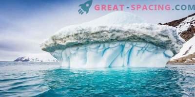 Зашеметяващи подробности за Антарктика в новата карта с висока резолюция