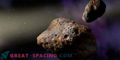 Адски условия на ранната слънчева система. Голям шейк възстановява планети