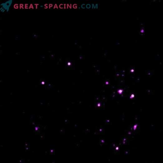 Галактиката разполага с необичаен пръстен в рентгенови лъчи