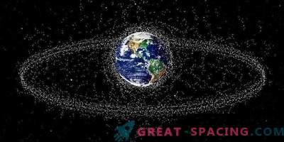 Ni vse tako gladko s sistemom za čiščenje vesoljskih odpadkov