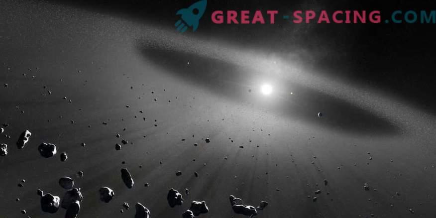 Как се появяват частици от пояса на Кайпер в стратосферата на Земята