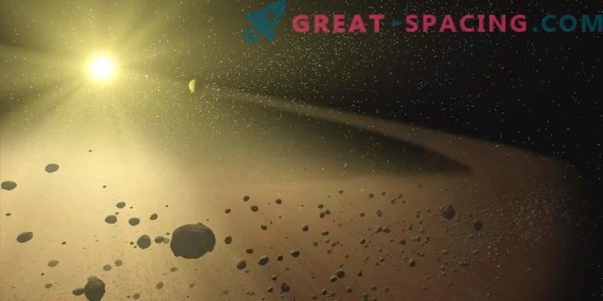 Piano di navigazione sofisticato della NASA per studiare asteroidi Trojan