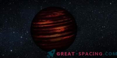 Беше установено, че кафявото джудже е обект на планетарната маса