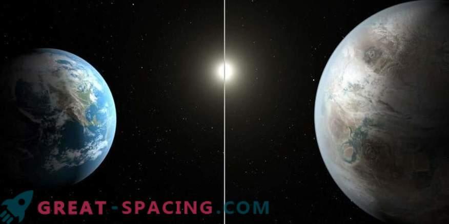 Нова супер-земя около звезда с малка маса