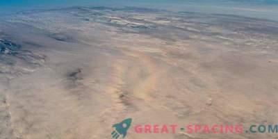 Редки оптични явления, наблюдавани от орбита