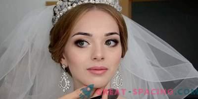 Сватбен грим: какво е важно да се знае за него