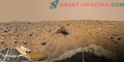 Тъй като Rover Pathfinder случайно е открил вода на Марс