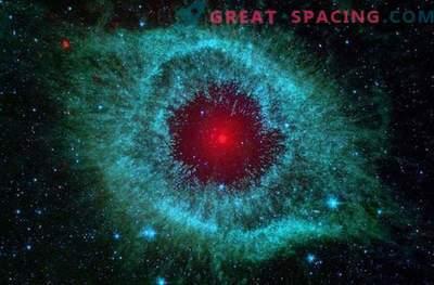 Una selección de las fotografías más brillantes de las nebulosas hechas por el telescopio Spitzer