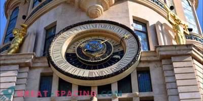 Астрономически часовник