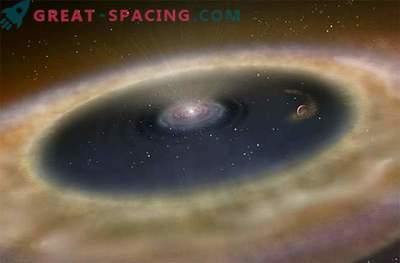 За първи път астрономите са могли директно да наблюдават процеса на раждане на една планета