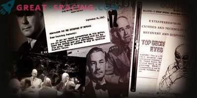 Може ли документ от 1952 г. да потвърди съществуването на тайна група за изследване на неидентифицирани обекти