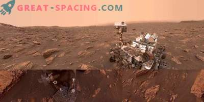 Марсианската прашна буря се разпространява в световен мащаб