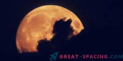 Когато се появи първата снимка на луната