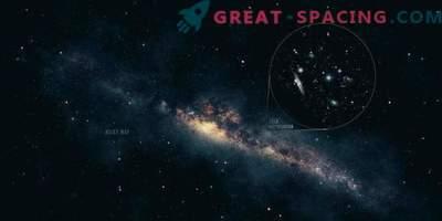 Галактическа ротация в местния суперкласт