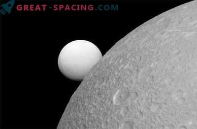 Компоненти за живота в сателит на Сатурн