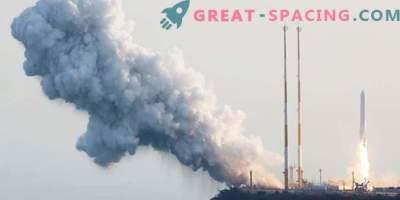 Lõuna-Korea raketimootori edukas katsetamine