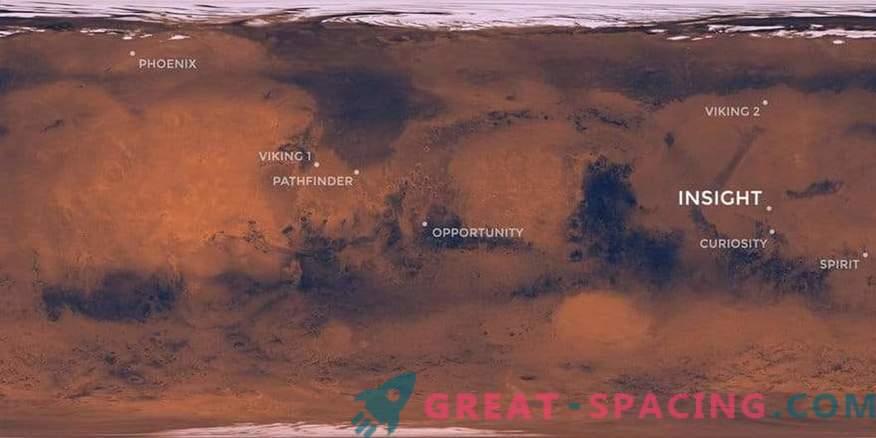 Само един месец! InSight се подготвя да посрещне Марс