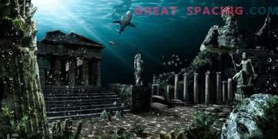 Атлантида е намерена? Голям астероид може да унищожи