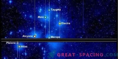 Кеплер отбелязва промени в Плеядите