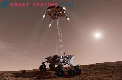 Марс 2020: Къде ще търсим извънземни цивилизации: Снимка