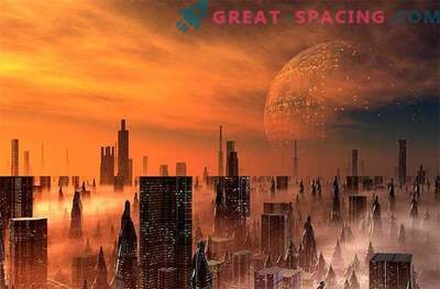 В търсене на супер развити цивилизации