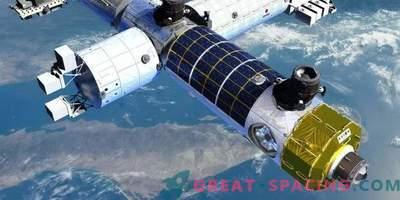 En privat rymdstation kan återanvända delar av ISS.