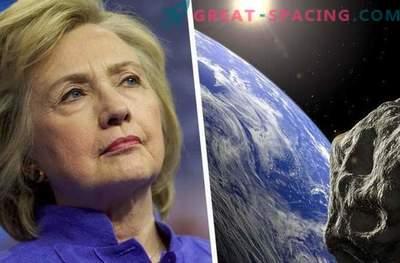 Clinton: Трябва да създадем карта на астероидните заплахи