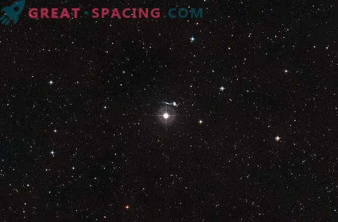 Хъбъл откри галактика от разпръснати звезди далеч от дома