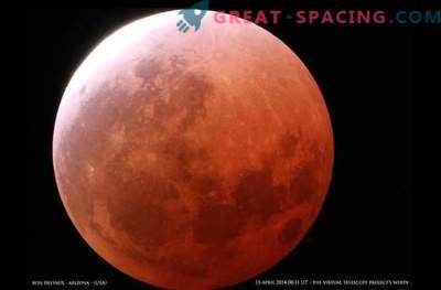 Как цялото лунно затъмнение спаси живота на Христофор Колумб