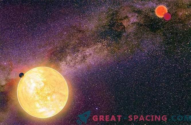 Vergiss Tatooine, dieser Exoplanet hat drei Sonnen