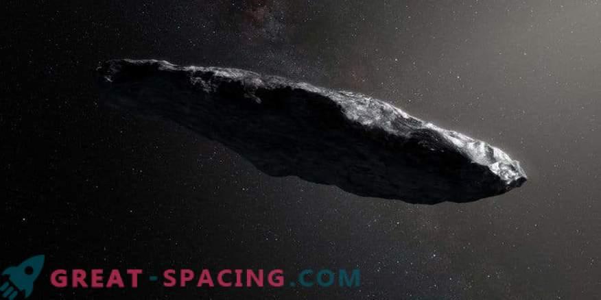 Oumuamua може да дойде от двойна звезда