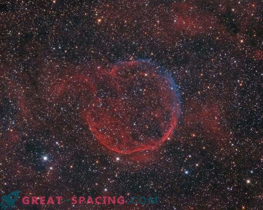 Една от най-бързите звезди беше мъртва. Какво се случи с PSR J0002