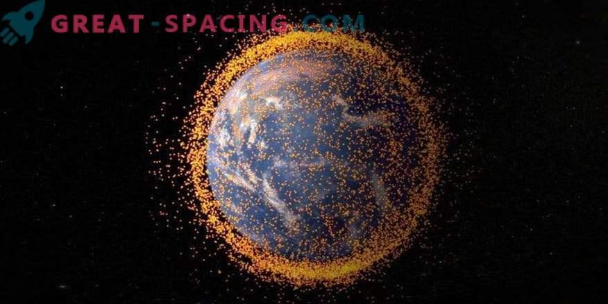 Забравете за космическия боклук! Един успешен експеримент демонстрира функционалността на новите технологии