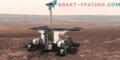 Европа финансира ExoAMars, въпреки катастрофата на модула за кацане