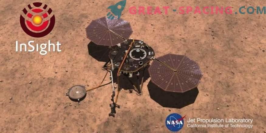 Мисия InSight успешно кацна на Марс! Какво следва?
