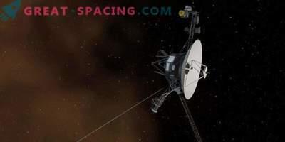 Уилям Шатнър изпраща съобщение до Voyager